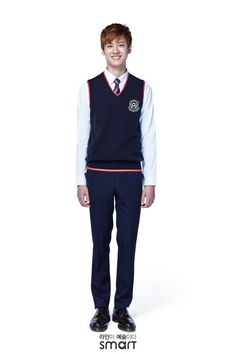#ChanWoo #iKON Smart Uniform