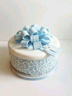 pastel para bautizo16