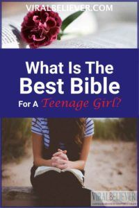 Celebrity leaked best bible for teenage girl