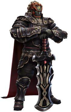 Ganondorf Twilight Armor - Characters & Art - Hyrule Warriors