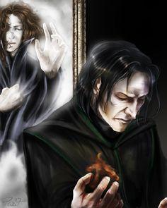 изображение Harry Potter Portraits, Harry Potter Art, Harry Potter Universal, Snape And Hermione, Alan Rickman Severus Snape, Severus Rogue, The Empress, Hogwarts, Slytherin