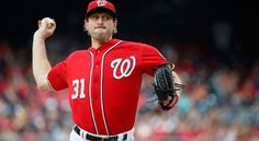 Video: Max Scherzer tira juego sin hit a los Piratas -
