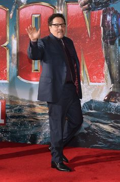 Actor/producer Jon Favreau attends Marvel's' Iron Man 3 Premiere at the El Capitan Theatre on April 2013 in Hollywood. Marvel Universe Movies, Lron Man, Carpet World, Avengers Shield, I Understood That Reference, Jon Favreau, In Hollywood, Hollywood California, See Movie