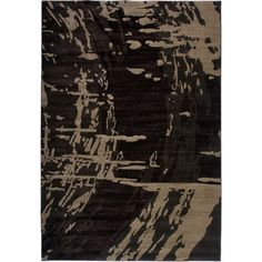 """Rizzy Rugs Galleria Brown Rug, 2'3"""" x 7'7"""" - $96.70"""