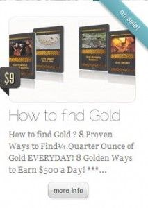 how to find gold http://ecuazon.com/find-gold/how-to-find-gold/