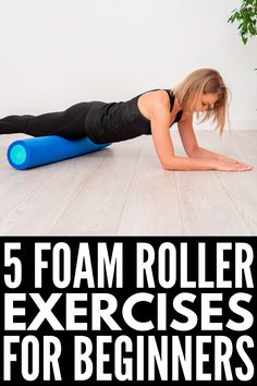 Whether you're warming up, cooling down, treating sore muscles, or trying to prevent injuries, this post about foam rolling for runners is what you need! Sore Muscles, Foam Rolling For Runners, Foam Roller Stretches, Stretches For Quads, Flexibility Stretches, Stretching Exercises, Benefits Of Foam Rolling, Roller Workout, Exercises