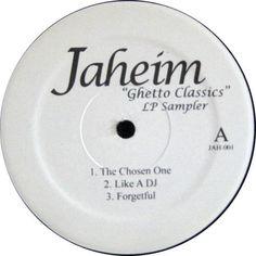 Jaheim - Ghetto Classics LP Sampler