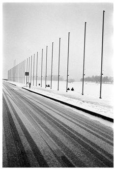 Stanko Abadzic Road in Snow, Zagreb,Croatia 2010/2011