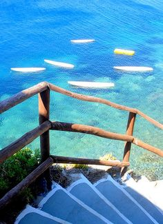 the photo was taken by me in Skyros island in greece Sup Yoga, Space Place, I Love The Beach, Stairway To Heaven, Stairways, Strand, Seaside, Beautiful Places, Surfing