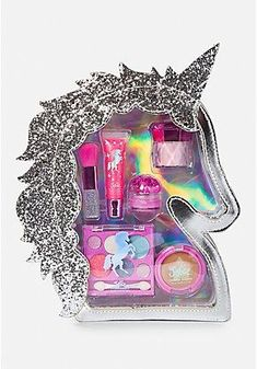 Glitter Unicorn Make-Up Set