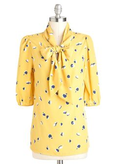 Just a Jubilee Top, #ModCloth
