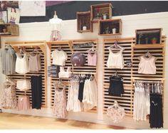 Brandy Melville store design