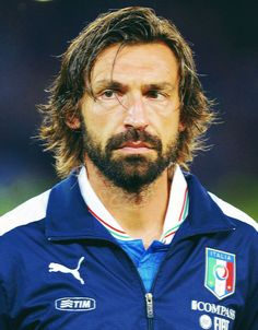 Andrea Pirlo of Italy looks on prior to the FIFA 2014 World Cup qualifier group B match between Italy and Armenia at Stadio San Paolo on October Legends Football, Football Icon, Football Photos, Fifa 2014 World Cup, Andrea Pirlo, World Cup Qualifiers, Free Kick, Armenia, Worlds Of Fun