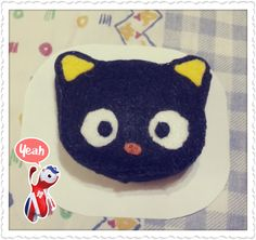 Chococat cake by CarmenPay_Craft (Click for tutorials)