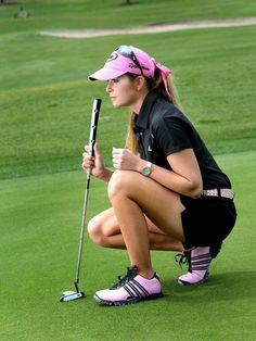 Paula Creamer (born August 5, 1986) is an American professional golfer on the U.S.-based LPGA Tour. Description from thefemalecelebrity.com. I searched for this on bing.com/images
