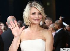 Cameron Diaz Jumpsuit...love the hair !