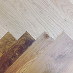 Band Sawn White Ash Herringbone Parquet juxtaposes beautifully against our English Elm Parquet . mixed timber / mixed material Parquet makes a bold, stunning design statement for a classic floor that pops ⭐️ Engineered Parquet Flooring, Ash Flooring, Hardwood Floors, Herringbone, Traditional, Interior Design, Modern, Filter, English