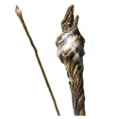 Gandalf the Grey Illuminating Staff, it'll fit in nicely with my Harry Potter illuminating wand!