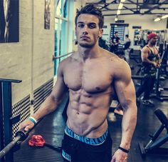 Marc Fitt is a Canadian fitness model and entrepreneur. Mens Fitness, Fitness Tips, Gym Fitness, Fitness Bodybuilding, Bodybuilding Motivation, Gym Images, Fitness Motivation, Daily Motivation, Fitness Models