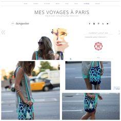 Visto en MES VOYAGES À PARIS Agosto 14