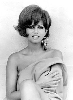 Sixties Italian Film Star and Beauty Icon, Claudia Cardinale