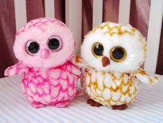 Cheap plush stuffed, Buy Quality doll for directly from China barn owl plush Suppliers: One pair for sale! ty Swoops - Brown/Pink barn owl 15 cm Stuffed Plush Big Crystal Eyes,Gift for Children,Baby Doll Classic Toys Clover Pom Pom Maker, Doll Toys, Dolls, Baby Rattle, Baby Owls, Cute Owl, Plush Animals, Classic Toys, Gifts For Kids