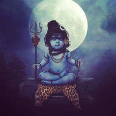 Mahakal Shiva, Shiva Statue, Shiva Art, Krishna Art, Radhe Krishna, Namaste, Rudra Shiva, Aghori Shiva, Lord Murugan Wallpapers