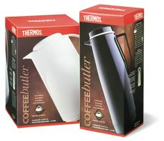 thermos package design