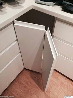 Ikea voxtorp corner cabinet