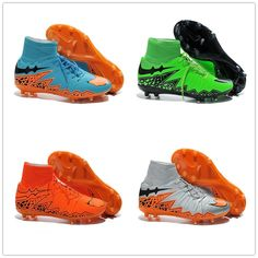 wholesale dealer 0f8de a51f3 2015 New Superflys Men Soccer Boots Outdoor Training Soccer Shoes Mens  Football Boots High Ankle Brand Original Soccer Cleats