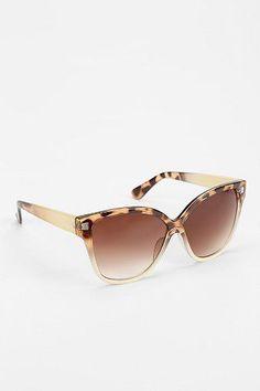 Cookies N Milk Cat-Eye Sunglasses