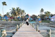 Die Insel New Providence hat ein wunderbares Hotel: Compass Point Beach Resort in Nassau #bahamas #nassau