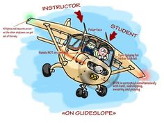 Flight instructor. This was me when I was a Flight Student!