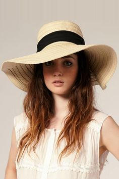 a8c50cbb4af Gotta get us all a big floppy sun hat for vacation!! Straw Hats