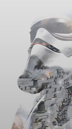 Epic Stormtrooper artwork.