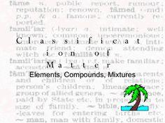 classification of matter worksheet - Google Search   Teacher stuff ...