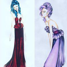 #fashionart #drawing #fashionillustration #fashion #pencildrawing #illustration #illustrations