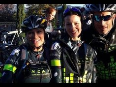 """""""Ride For Me"""" George & Melanie Hincapie ride with Lisa Christiansen For ..."""