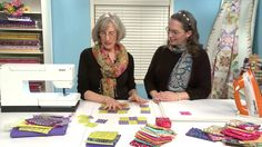 Make It Your Way! Quilt Along: Nine-Patch Blocks Lesson 9 of 12