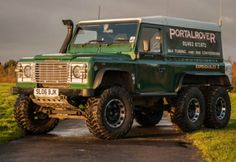 custom built land rover defender - Google Search