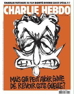 #Charlie a dit: Mais qui peut avoir envie de revoir cette gueule? #Sarkozy …