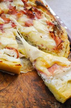 Quiche potato with cottage cheese and ham vickyart art in the kitchen Cooking For A Group, Cooking Time, Cooking Recipes, Cooking Videos, I Love Food, Good Food, Yummy Food, Ricotta, Fingers Food