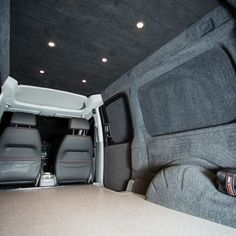 Vw T5 Interior, Campervan Interior, Car Camper, Mini Camper, Sprinter Conversion, Camper Conversion, Caddy Van, Van Storage, Vw Caddy Maxi