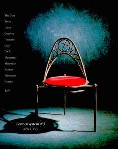 azb 1988     Sonnensystem2号 chair ( NYX restaurant )