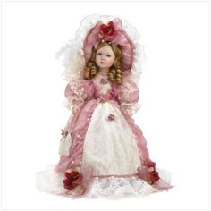 Porcelain Victorian Doll: http://www.outbid.com/auctions/2865-porcelain-victorian-doll#1