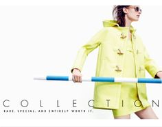 J.Crew Collection - Rare. Special. And entirely worth it. :: Tennis Ball Yellow