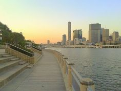 South Bank - Brisbane  by E. Gurda