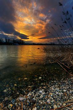 Sunset by Catalin Palosanu, via 500px