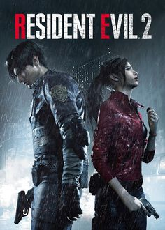 Resident Evil 2 is a survival horror game developed and published by Capcom. A remake of the 1998 game of the same name, it was released for Windows, PlaySta. Resident Evil Franchise, Resident Evil Game, Dark Wallpaper Iphone, Wallpaper Iphone Disney, Wallpaper Quotes, Wallpaper Backgrounds, Video Game Rooms, Video Games, Wallpaper Aesthetic