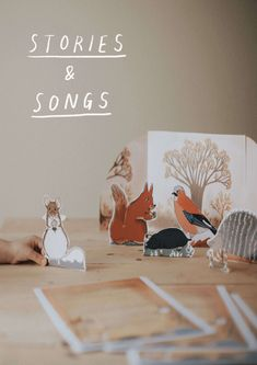 Stories: Provided with illustrated backgrounds and puppets you will tell these original stories, celebrating nature and the seasons. Follow The Hiddles, a family of sprites, as they support their community and live at one with the land.  Songs: Gain confidence singing carefully chosen seasonal songs with you little one. Videos of the songs being performed will help you to learn. No matter your singing ability you'll soon delight in your child's joy for songs. Learning Tools, Learning Resources, Curriculum, Homeschool, Earth Science Lessons, School Songs, Inspired Learning, Waldorf Education, Outdoor Learning